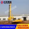 巨匠15米履带机锁杆旋挖钻机厂庆特卖会十五年品质保障
