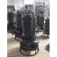 HSQ(R)型高效耐磨潜水抽沙泵