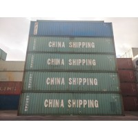 批发零售天津二手集装箱海运集装箱冷藏箱飞翼箱等