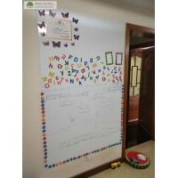 磁善家办公培训展示擦写不留痕软白板 磁性白板