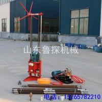 QZ-2D电动岩心取样钻机地质勘探专用 便携式取芯钻探设备