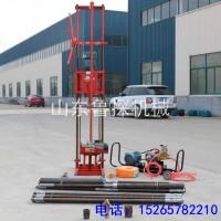 QZ-2DS卷扬机款取样勘探钻机 小型岩芯钻机取芯效率高
