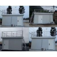 郑州环境空气质量自动监测站不锈钢避雷针安装