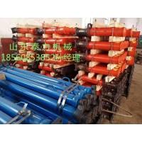外注式DW单体液压支柱使用过程