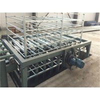 FS新型免拆外模板生产线设备价格A一体板打孔机价格安丘生产