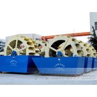 每小时产100方洗砂生产线多少钱一套WYL88