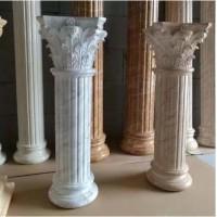 供应罗马柱模具硅胶罗马柱硅胶模具耐高温耐用模具硅胶
