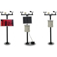 扬尘噪音监控 贝斯安供应工地高精度扬尘噪音在线监测仪