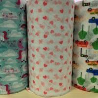 源头厂家直销各种可爱卡通纺黏无纺布  可以制定规格