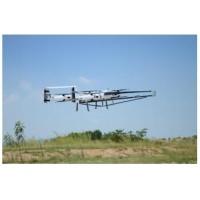 固定翼航空铯光泵磁测量系统