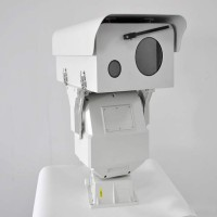 1-3公里远高清激光夜视仪,网络激光云台摄像机