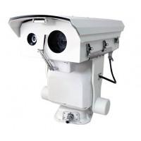500米3000米远距离激光夜视监控云台摄像机